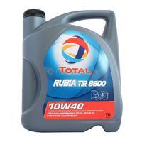 TOTAL RUBIA TIR 8600 10W-40 5L