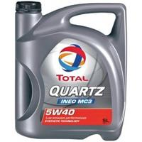 TOTAL Quartz Ineo MC3 5W-40 5L