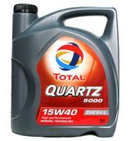 Total Quartz Diesel 5000 15W-40 5L