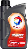 Total Quartz Diesel 5000 15W-40 1L