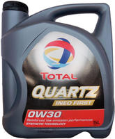 Total QUARTZ INEO FIRST 0W-30 5L