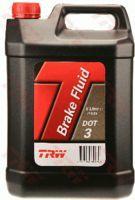 Brzdová kapalina TRW DOT 3 5L