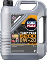 Liqui Moly TOP TEC 6200 0W-20 5L (20781)