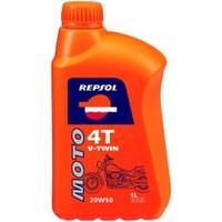 Repsol MOTO V-TWIN 4T 20W-50 1L