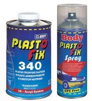 BODY plasto fix 340 - základ na plasty sprej 400ml
