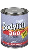BODYFILL 360 šedý plnič 1L