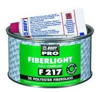 BODY Fiberlight F217, světle zelený 500ml