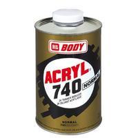 BODY 740 akrylátové ředidlo - 1l