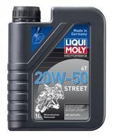 Liqui Moly 4T 20W-50 Basic Street 1L (1500)