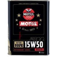 Motul Classic 15W-50 2L