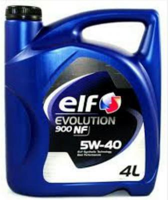 Elf Evolution 900 NF 5W-40 4L