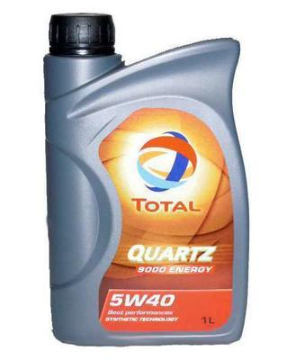 Total Quartz Energy 9000 5W-40 1L