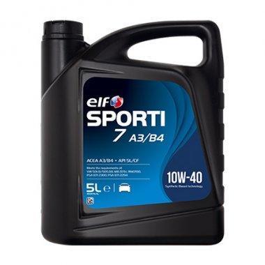 ELF Sporti 7 10W-40 A3/B4 5L