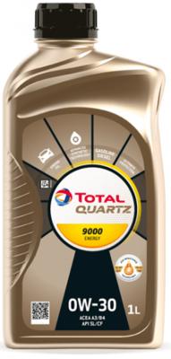 Total QUARTZ Energy 9000 0W-30 1L