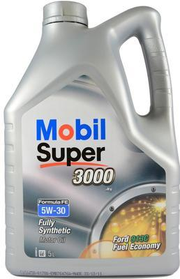 Mobil SUPER 3000 Formula FE 5W-30 5L