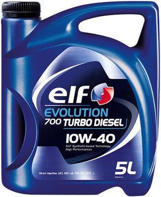 Elf Turbo Diesel Evo.700 10W-40 5L