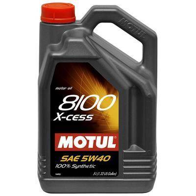 MOTUL 8100 X- CESS 5W-40 5L