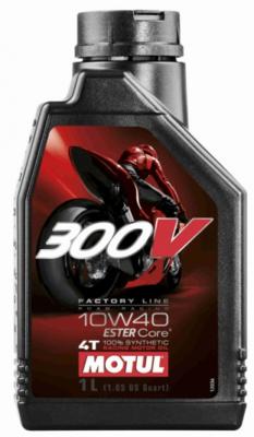 MOTUL 300V FACTORY LINE ROAD RACING 10W-40 1L