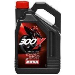 MOTUL 300V FACTORY LINE ROAD RACING 10W-40 4L