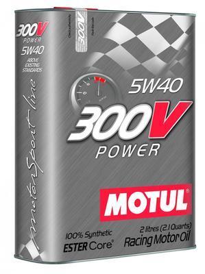 Motul 300V Power 5W-40 2L