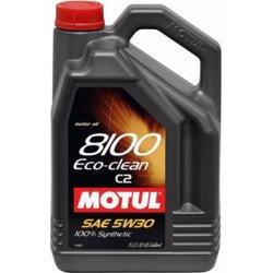 Motul 8100 Eco-clean 5W-30 C2 5L