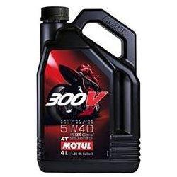 Motul 300V FL Road Racing 5W-40 4L