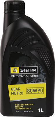 Starline GEAR METRO 80W-90 1L