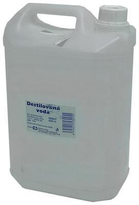 Destilovaná voda 5L