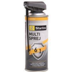 Starline 6 in 1 multi sprej 400ml