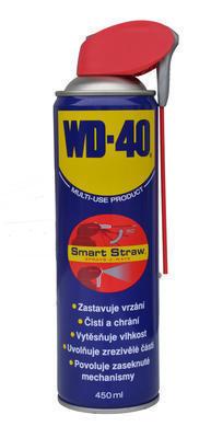 WD-40 Smart Straw universální mazivo 450ml