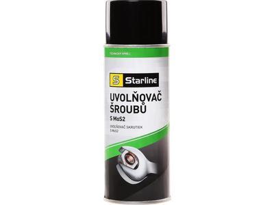 STARLINE Uvolňovač šroubů MoS2 300ml