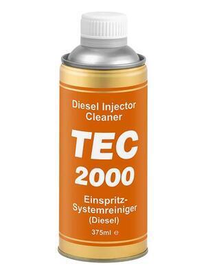 TEC-2000 Čistič palivové soust. DIESEL 375ml