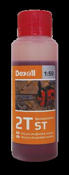 Dexoll Semisynthetic 2T ST 100 ml (červený)