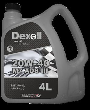 Dexoll 20W-40 M7 ADS III 4L