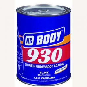 BODY 930 - 1kg černá