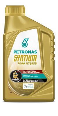 PETRONAS SYNTIUM 7000 HYBRID 0W-20 1L