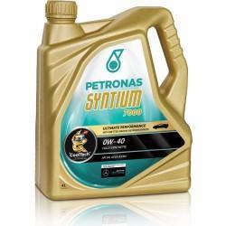 PETRONAS SYNTIUM 7000 0W-40 4L