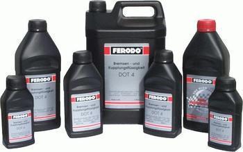 Brzdová kapalina FERODO DOT 3 - 1L