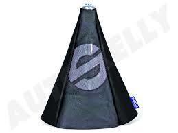 Manžeta řadící páky SPARCO černá