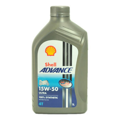Shell Advance Ultra 4 15W-50 1L